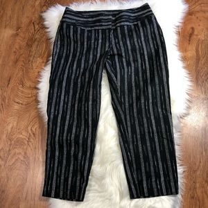 "EUC Apt 9 ""The Torie Straight"" crop pants"